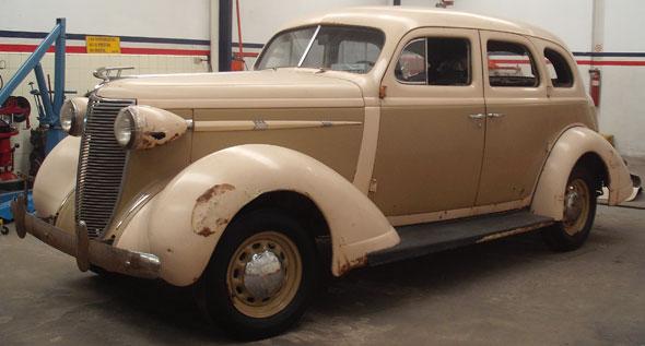 Car Nash 1938