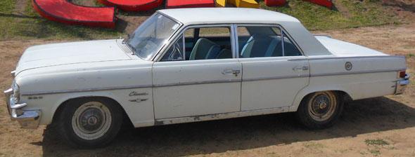 Auto Rambler Classic Custom 660