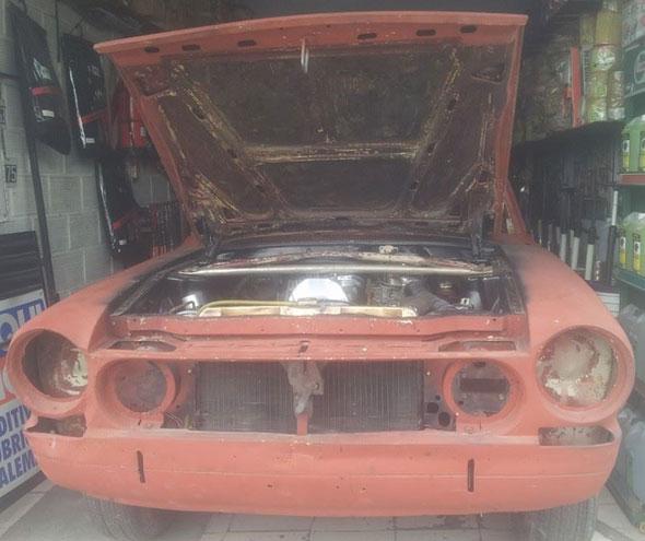 Car IKA Torino 380 1967