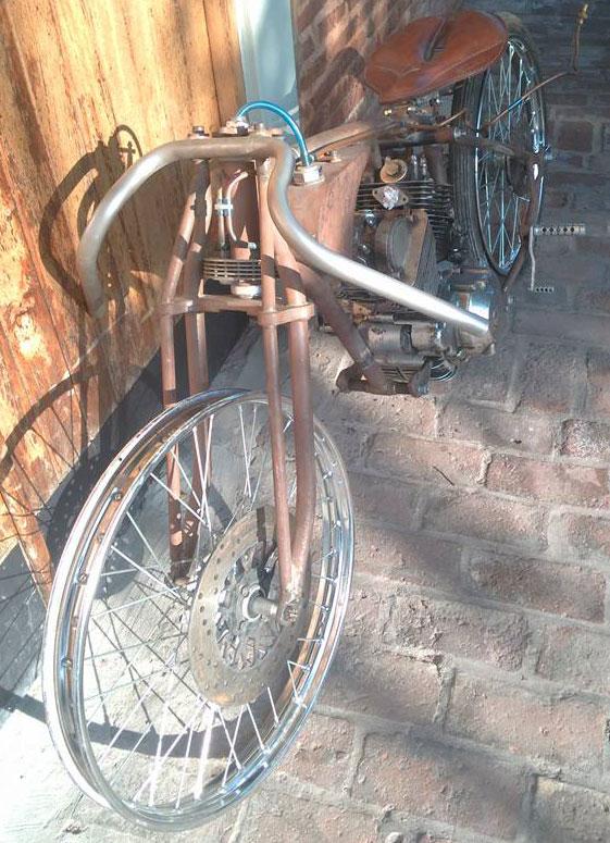 Bike 2012 Boar Track