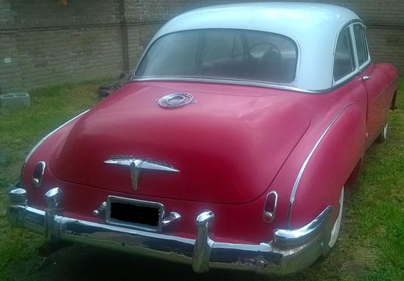 Car Chevrolet 1950