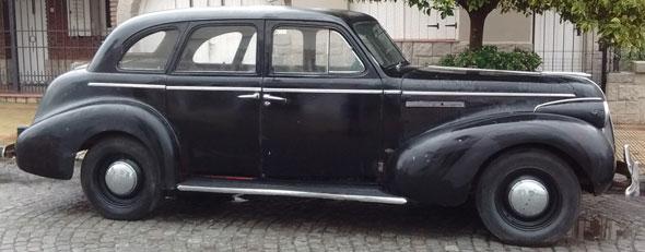 Car Buick 1939