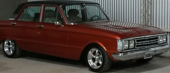Car Ford Falcon Sprint