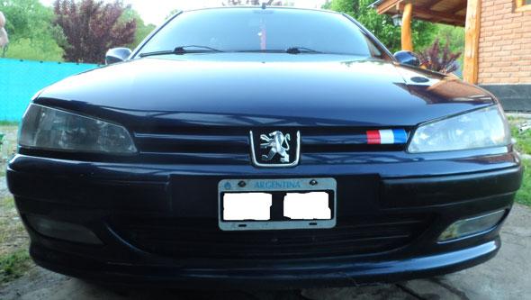 Car Peugeot 406 1998