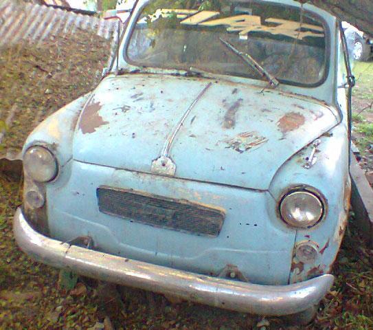 Auto Fiat 600