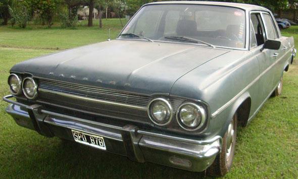 Car Rambler Classic