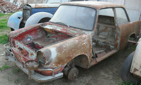 Car Decarlo Glamour