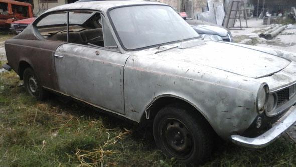 Auto Fiat Coupé 1600 Sport