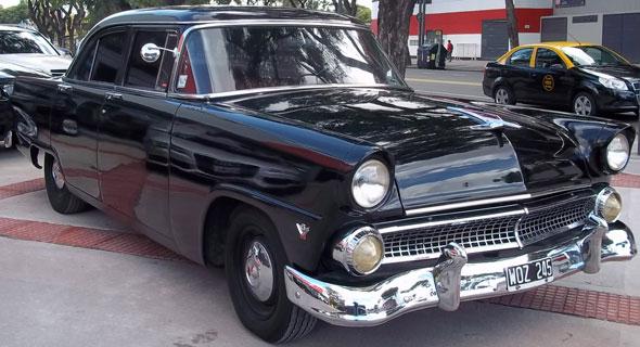 Car Ford Fairlane