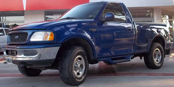 Car Ford F150