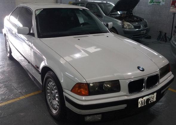 Auto BMW 1995