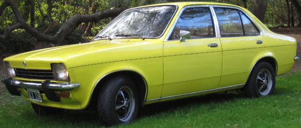 Auto Opel K-180