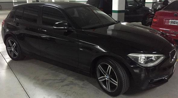 Car BMW 118 I