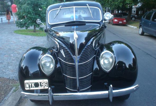 Auto Ford 1939