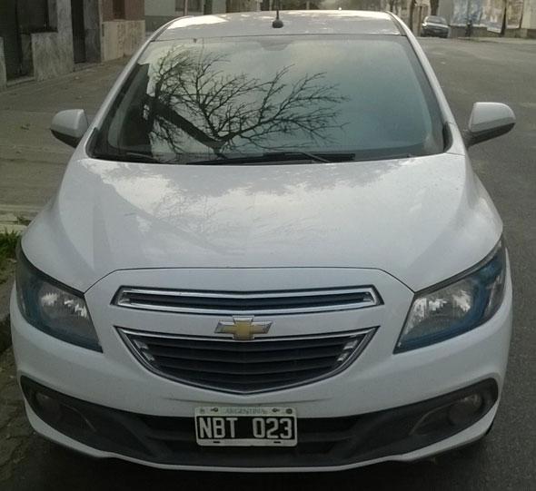 Car Chevrolet Prisma LTZ 2013
