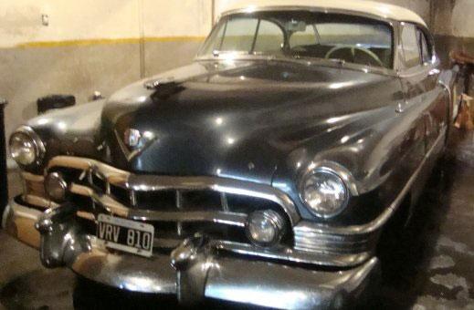 Auto Cadillac 1950
