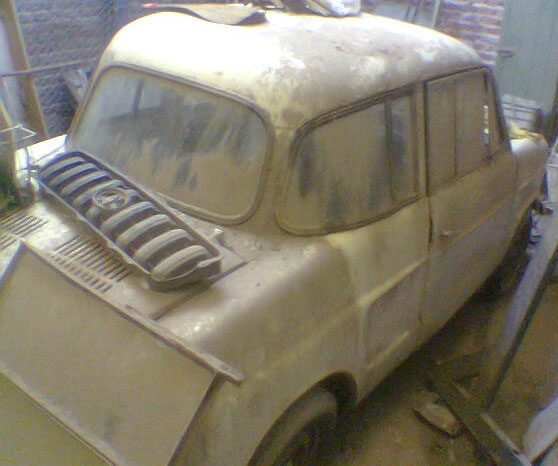 Car NSU Prinz