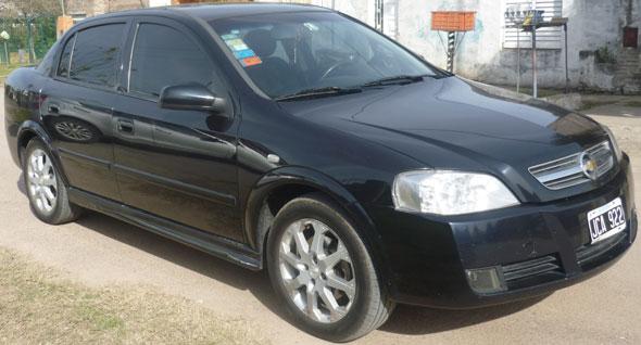 Auto Chevrolet Astra GLS 2.0 N 4p