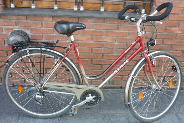Bicicleta Villiger Bedretto