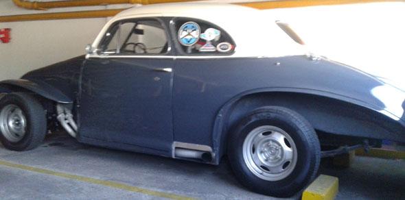 Car Chevrolet 1942 TC