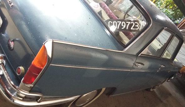 Car Peugeot 1965