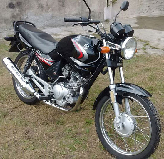 Car Yamaha YBR 125