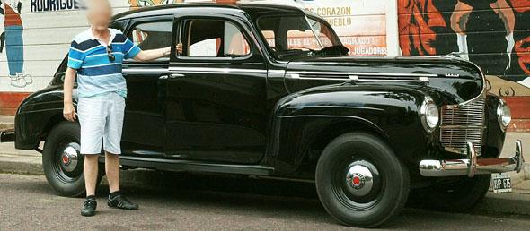 Auto Dodge 1940