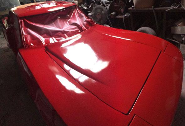 Car Crespi Tulieta GT