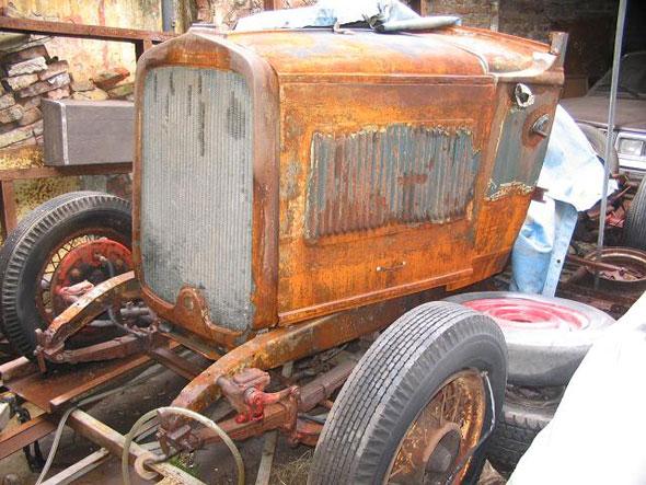 Auto Fiat 514