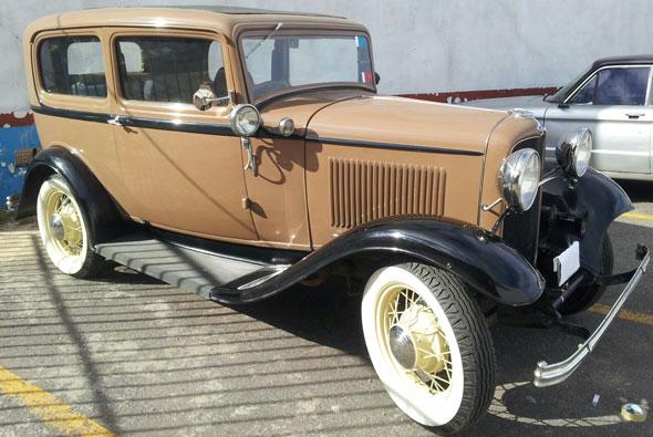 Car Ford BB