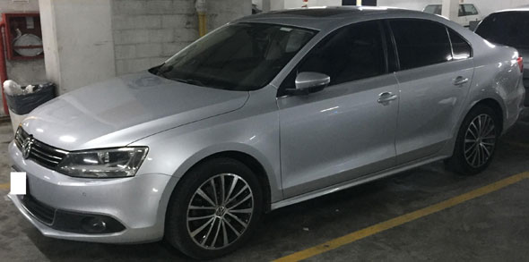 Car Volskwagen Vento