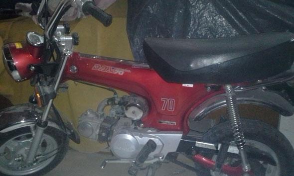 Car Honda Dax