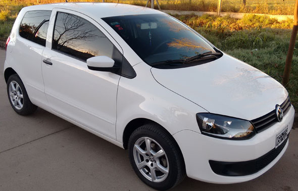 Car Volkswagen Fox