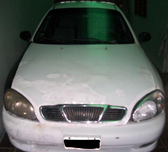 Car Daewoo Lanos