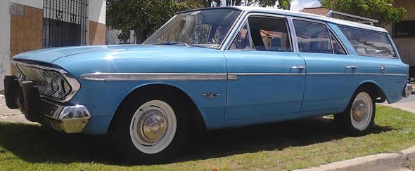 Auto IKA Rambler Classic