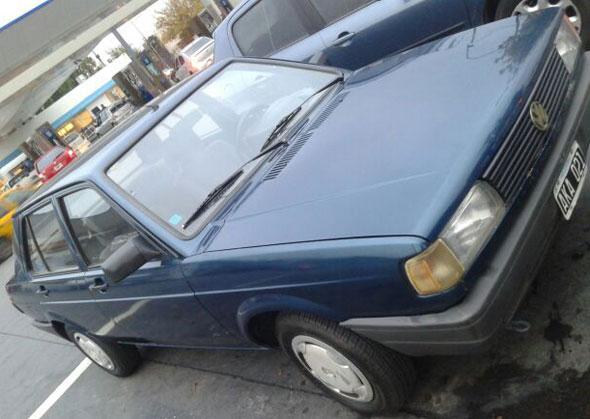 Car Volkswagen Senda 1.6