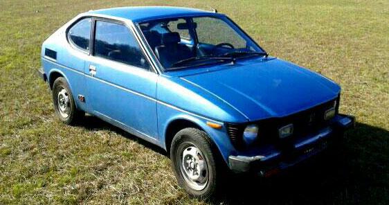 Car Suzuki Cervo SC100