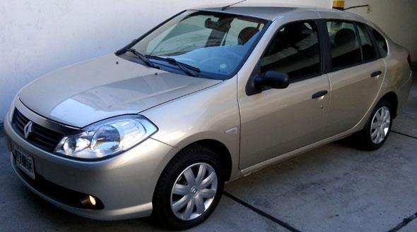 Car Renault Symbol 1.6 N 16v. Confort (105cv)