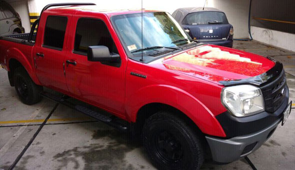 Car Ford Ranger 3.0 TDI