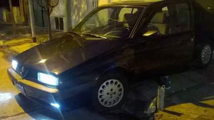 Car Alfa Romeo 155 1993