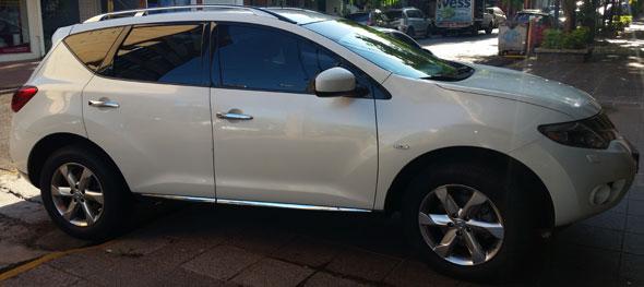 Auto Nissan Murano