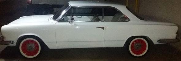 Car Torino TS 1971