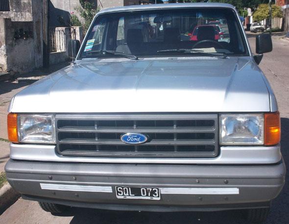 Car Ford F100 1994