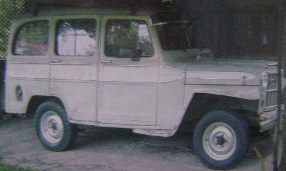 Auto Estanciera IKA 1963