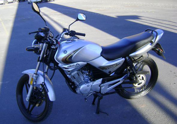 Car Yamaha YBR