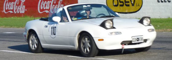 Car Mazda Miata MX5
