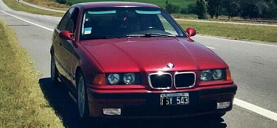 Car BMW 328i