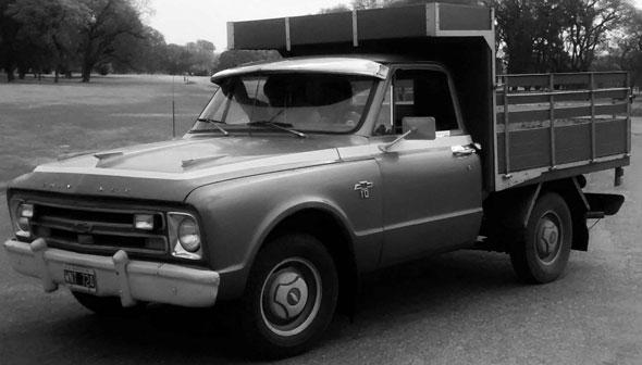 Auto Chevrolet C10 Brava 1968