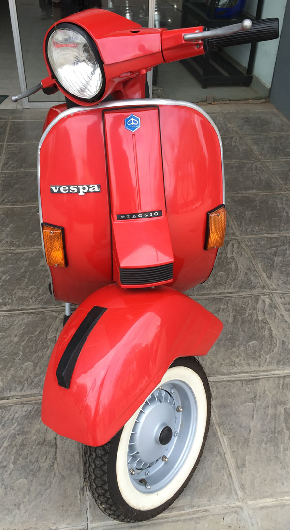 Moto Piaggio Originale 150