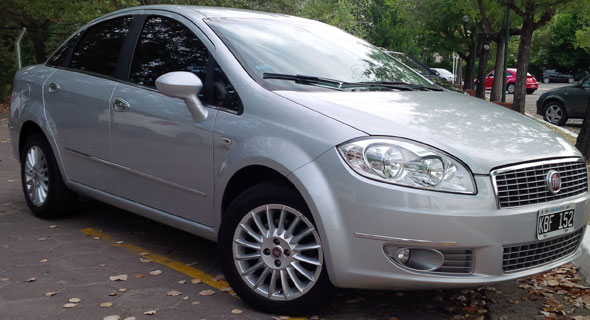 Auto Fiat Linea Absolute